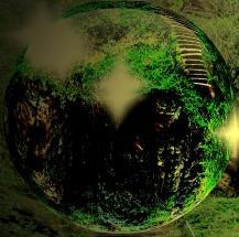 Die Kugel den Weltuntergangs